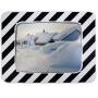 Miroir Agglo/Routier INOX anti-givre et buée  - 3
