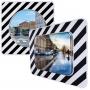 Miroir Agglo/Routier INOX anti-givre et buée VIALUX - 8