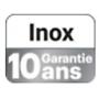 Miroir Agglo/Routier INOX anti-givre et buée VIALUX - 7