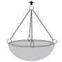 Miroirs Industriels 1/2 Sphère suspendus - Contrôle 4 Directions VIALUX - 2